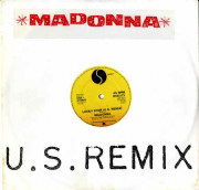 "LUCKY STAR (U.S REMIX) - UK 12"" VINYL W9522TV"